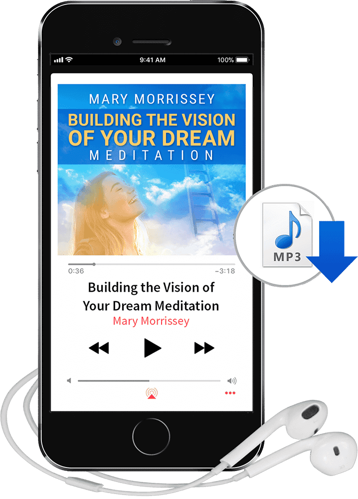 Building the vision of your dream