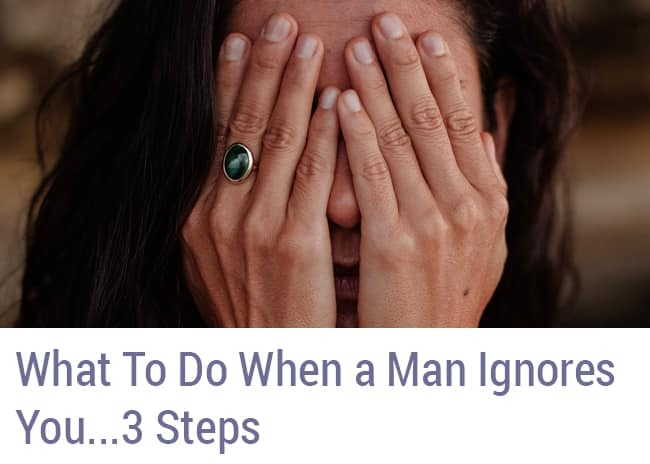 When Man Ignores You LR Supplemental Sidebar Opt-In