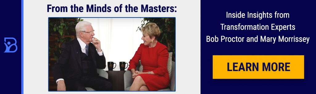 Bob Proctor Interview with Mary Morrissey Banner