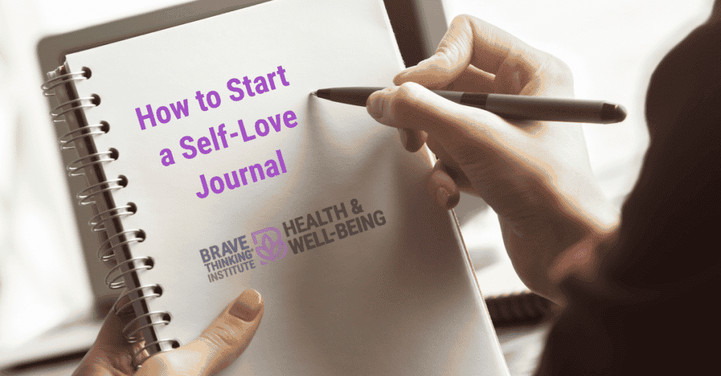 How to start a self-love journal to heal the inner critic